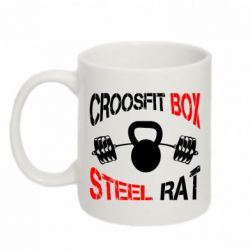 Кружка 320ml CrossFit Box - FatLine