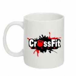 Кружка 320ml CrossFit Elit Graffity - FatLine
