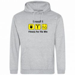 ��������� Crossfit Fitness For The Win - FatLine