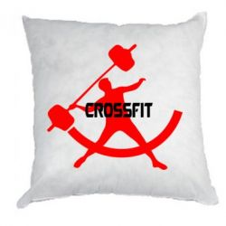 Подушка CrossFit Logo - FatLine