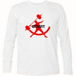 �������� � ������� ������� CrossFit Logo - FatLine