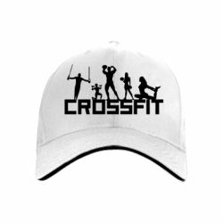 Кепка CrossFit People - FatLine