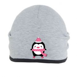����� Cute Christmas penguin - FatLine