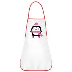 ������ Cute Christmas penguin - FatLine