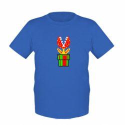 Детская футболка Цветок-людоед Супер Марио - FatLine