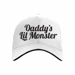 Кепка Daddy's Lil Monster - FatLine
