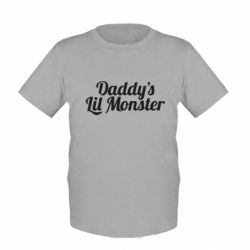 ������� �������� Daddy's Lil Monster
