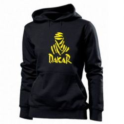 Толстовка жіноча Dakar - FatLine