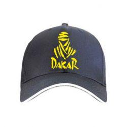 Кепка Dakar - FatLine