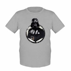 Детская футболка Дарт Вейдер Арт - FatLine