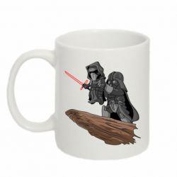 Кружка 320ml Darth Vader & Kylo Ren