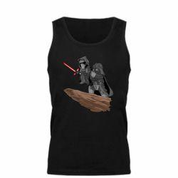 Мужская майка Darth Vader & Kylo Ren