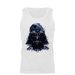 Мужская майка Darth Vader Space - FatLine