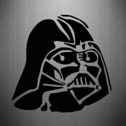 Наклейка Darth Vader - FatLine