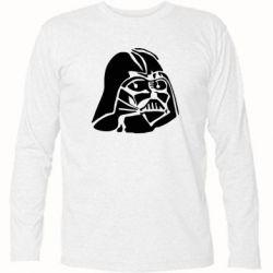 Футболка с длинным рукавом Darth Vader - FatLine