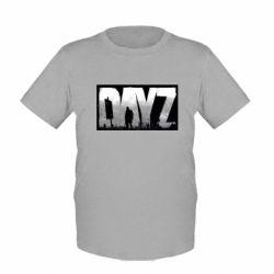 Детская футболка Dayz logo - FatLine