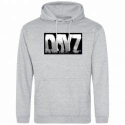 Мужская толстовка Dayz logo - FatLine