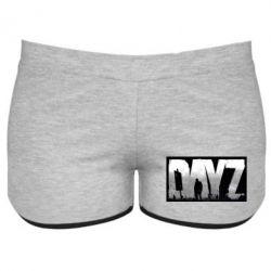 Женские шорты Dayz logo - FatLine