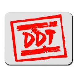 Коврик для мыши DDT (ДДТ) - FatLine