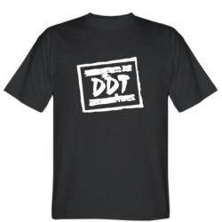 Мужская футболка DDT (ДДТ) - FatLine