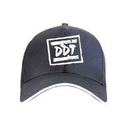 Кепка DDT (ДДТ) - FatLine