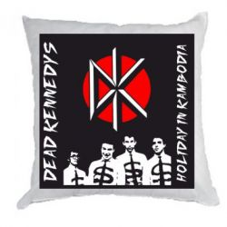 Подушка Dead Kennedys - FatLine