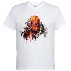 ������� ��������  � V-�������� ������� Deadpool Bad Hero - FatLine