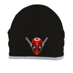 Шапка Deadpool Kabuki Mask - FatLine
