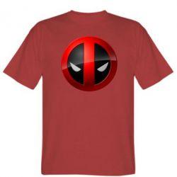 Мужская футболка Deadpool Logo - FatLine