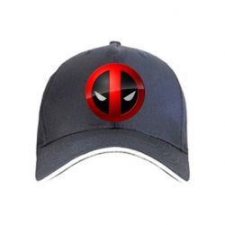 Кепка Deadpool Logo - FatLine