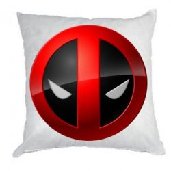 Подушка Deadpool Logo - FatLine