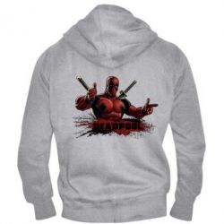 ������� ��������� �� ������ Deadpool Paint - FatLine
