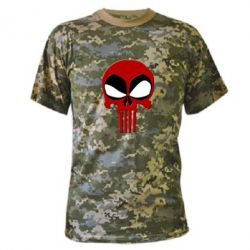����������� �������� Deadpool Skull - FatLine