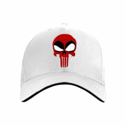 ����� Deadpool Skull - FatLine