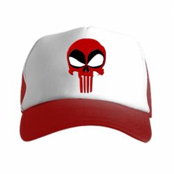 �����-������ Deadpool Skull - FatLine