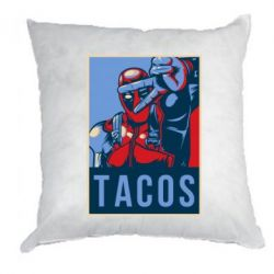 Подушка Deadpool Tacos - FatLine