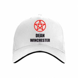 Кепка Dean Winchester Supernatural