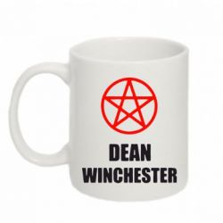 Кружка 320ml Dean Winchester Supernatural - FatLine