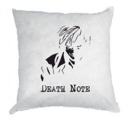 Подушка Death Note Logo
