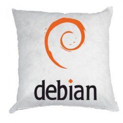 Подушка Debian - FatLine