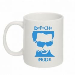 Кружка 320ml Depeche mode Face