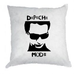 Подушка Depeche mode Face - FatLine