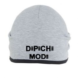 Шапка Depeche Mode Logo