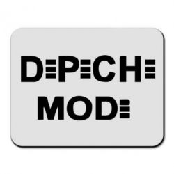 ������ ��� ���� Depeche Mode Logo - FatLine