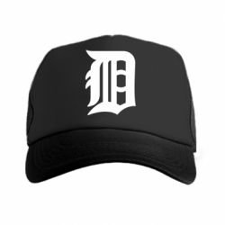 Кепка-тракер Detroit Tigers - FatLine