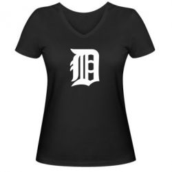 ������� �������� � V-�������� ������� Detroit Tigers - FatLine