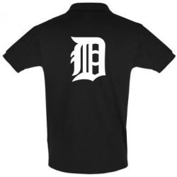 Футболка Поло Detroit Tigers - FatLine