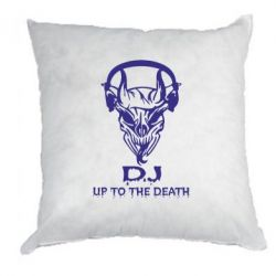 Подушка Dj Up to the Dead - FatLine