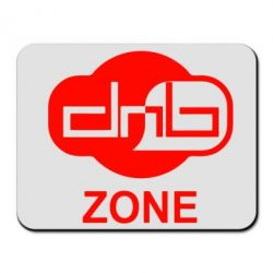 Коврик для мыши DnB Zone - FatLine