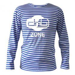 Тельняшка с длинным рукавом DnB Zone - FatLine